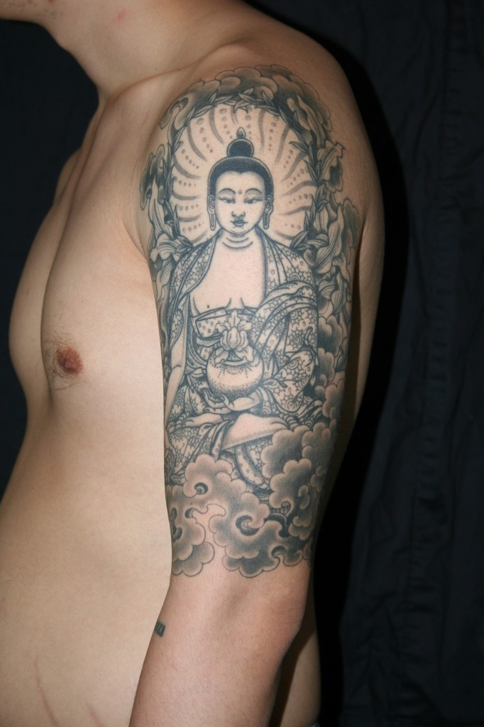 Buddha Tattoo Designs 19