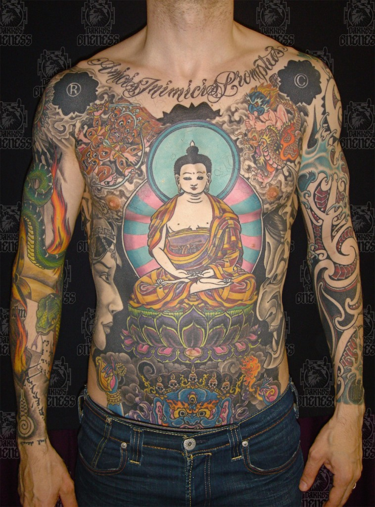 Buddha Tattoo Designs 20