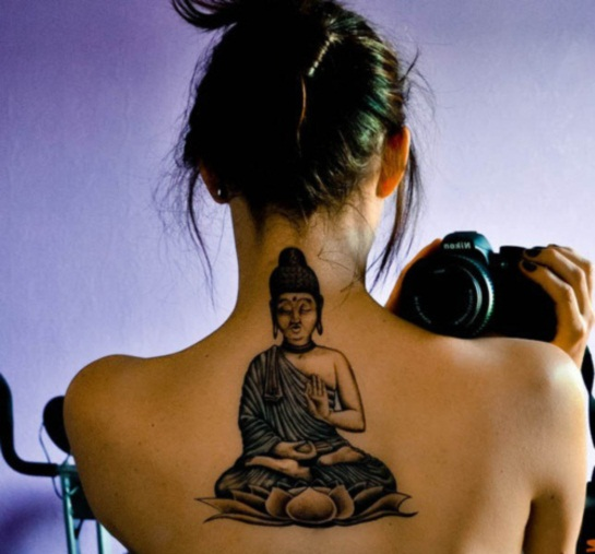 Buddha Tattoo Designs 21