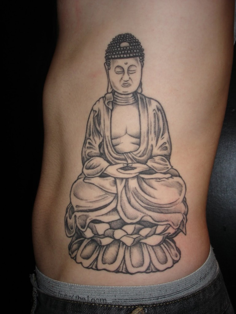 Buddha Tattoo Designs 30