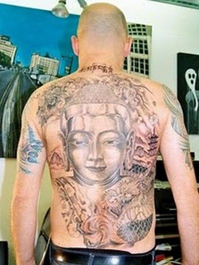 Buddha Tattoo Designs 31