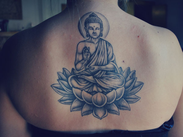 Buddha Tattoo Designs 33