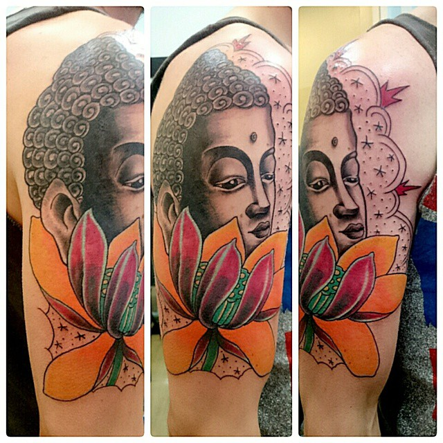 Buddha Tattoo Designs 42
