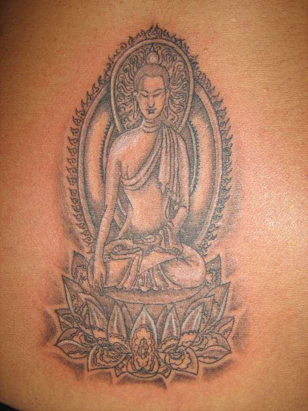 Buddha Tattoo Designs 5