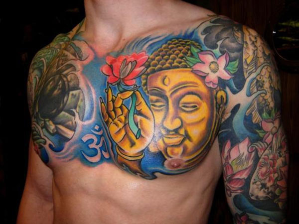 Buddha Tattoo Designs 53