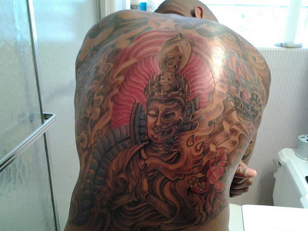 Buddha Tattoo Designs 54