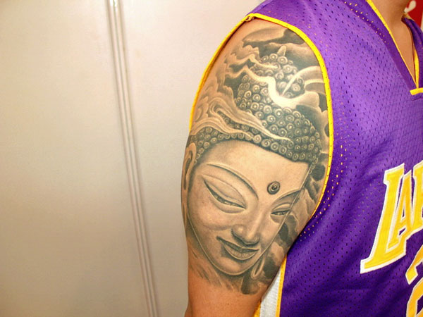 Buddha Tattoo Designs 55