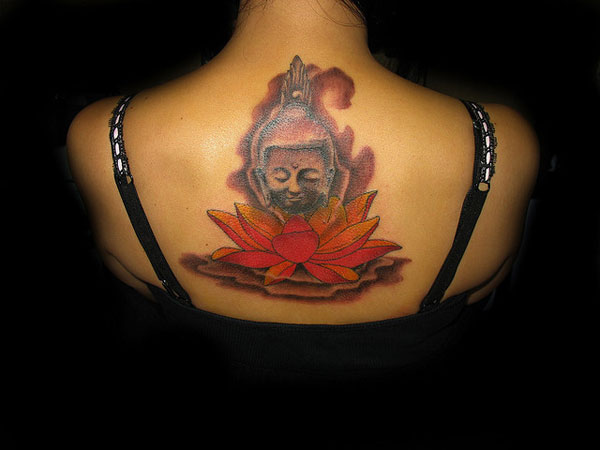 Buddha Tattoo Designs 56