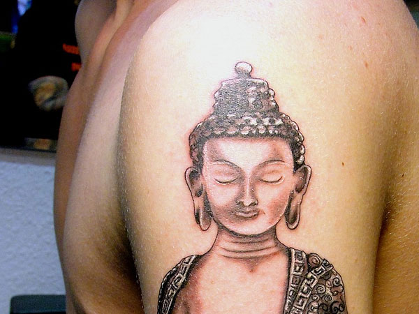 Buddha Tattoo Designs 57