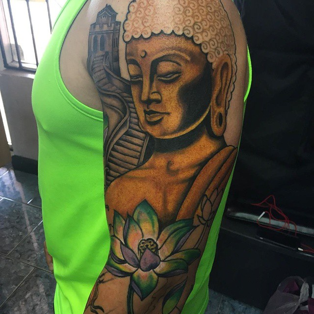 Buddha Tattoo Designs 58