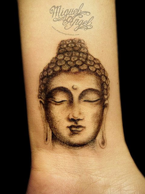 Buddha Tattoo Designs 6