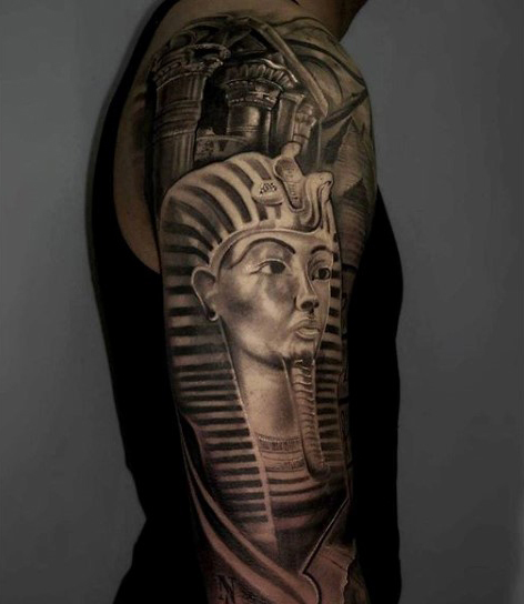 Egyptian Tattoos 34