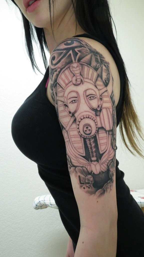 Egyptian Tattoos 60