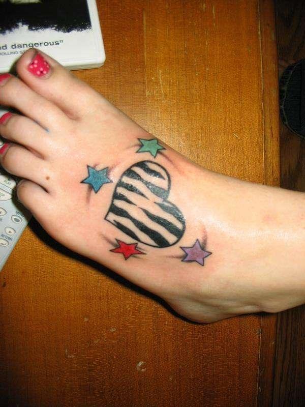 Heart Tattoo Designs 1