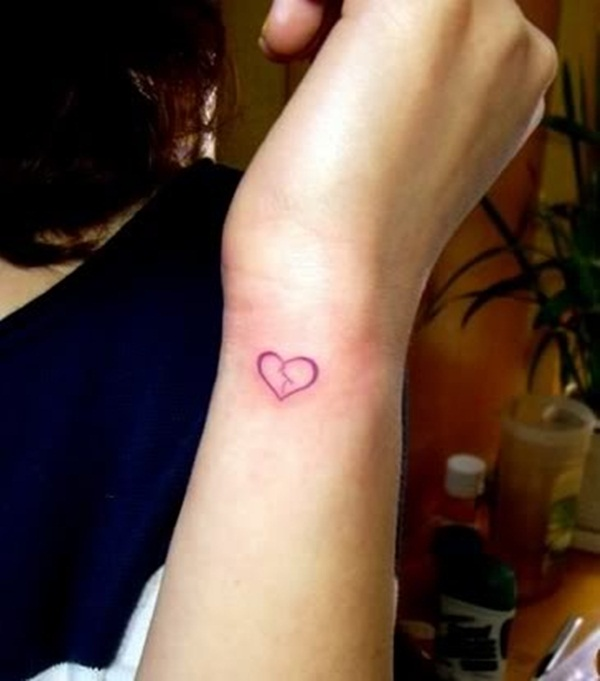 Heart Tattoo Designs 2