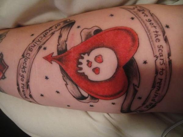 Heart Tattoo Designs 27