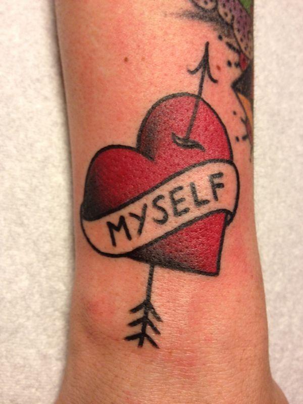 40 Amazing Heart Tattoos Designs