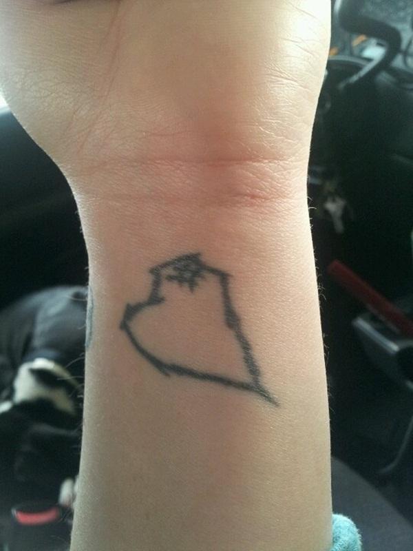 Heart Tattoo Designs 38