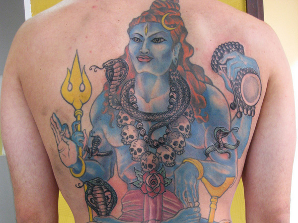 20+  Remarkable Hindu Religion Tattoos