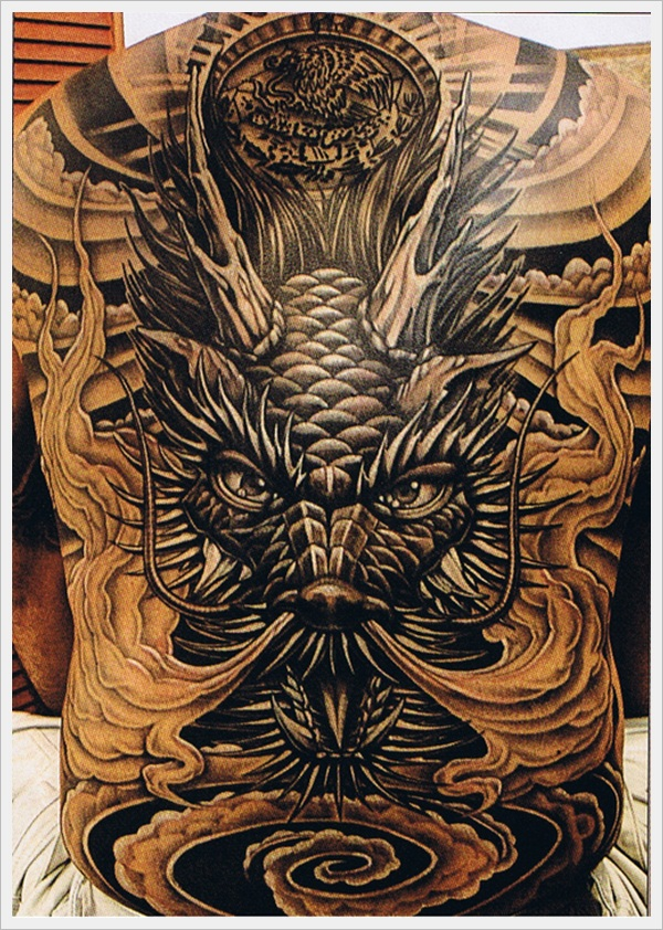 Mythological Tattoo Designs 12