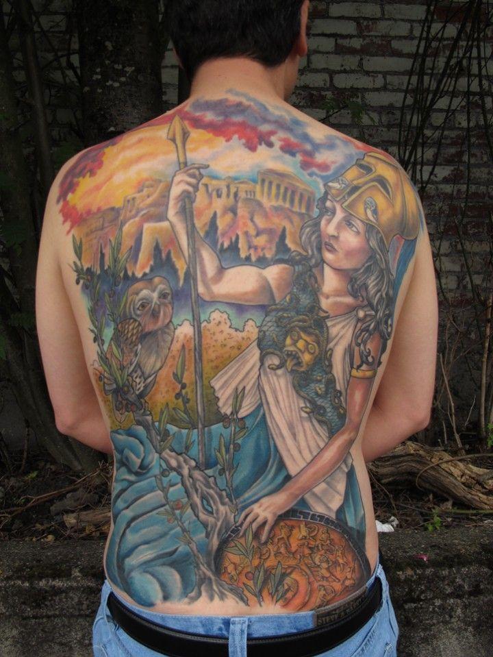 Mythological Tattoo Designs 20