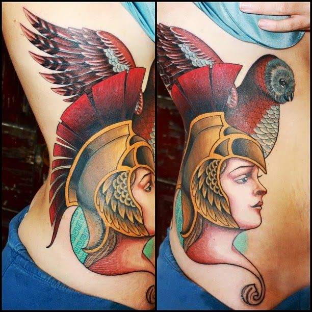 40+ Best Mythological Tattoo Designs