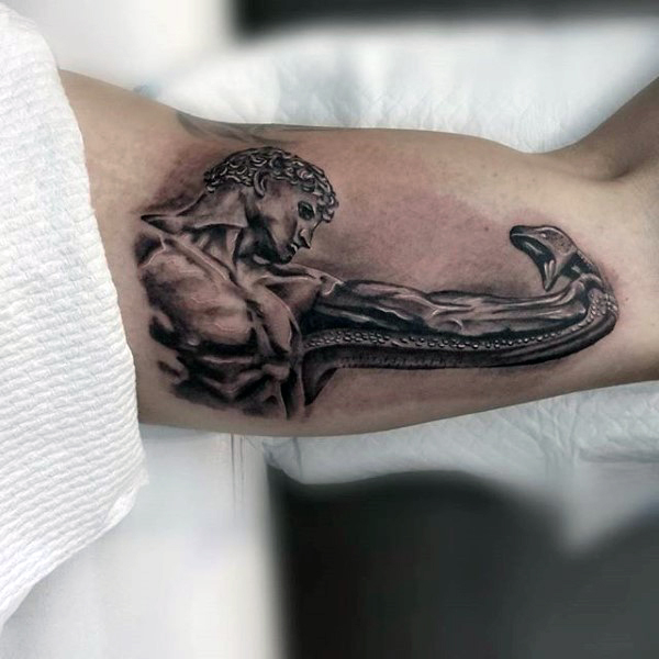 small-bicep-greek-tattoo-designs-men