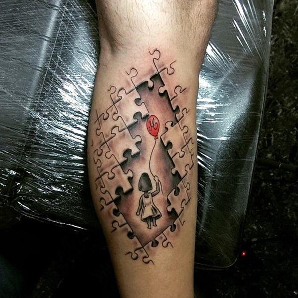 3D Tattoo Designs 12