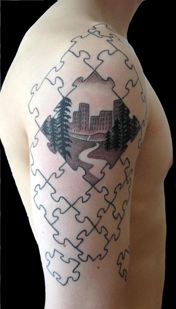 3D Tattoo Designs 13