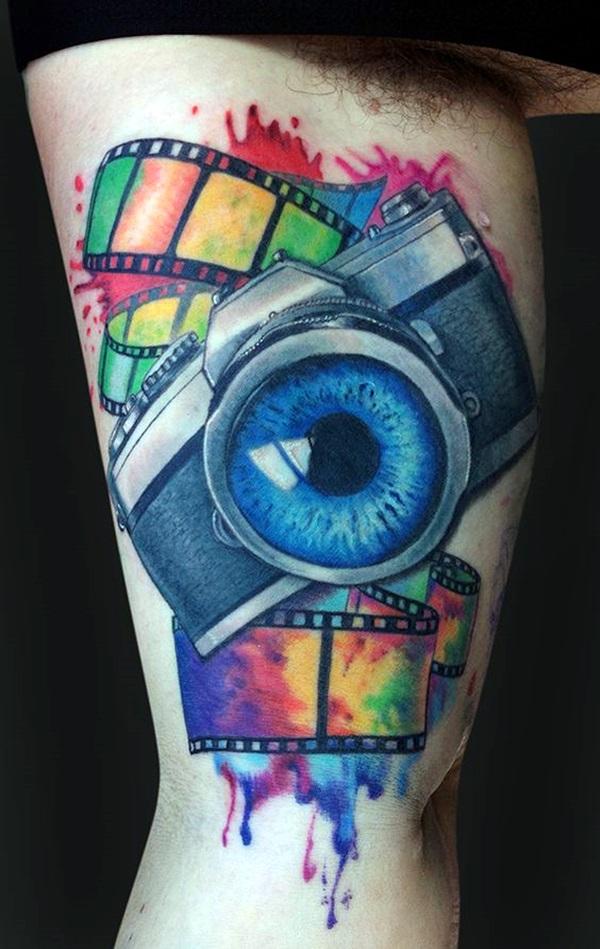 3D Tattoo Designs 27