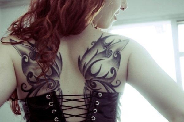 Adorable Fairy Tattoo Designs 30