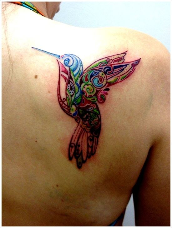 Colorful Tattoo Designs 29