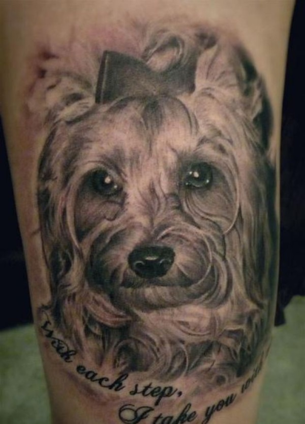 Dog Tattoo Designs 38