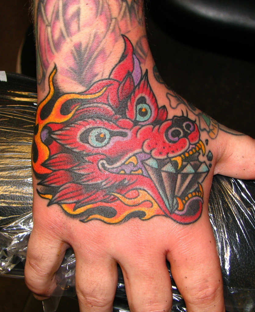 Dragon Tattoo Designs 1