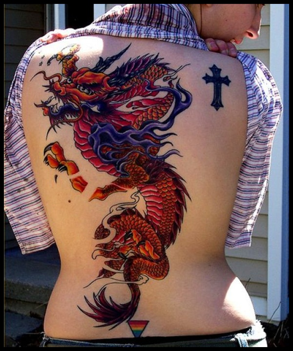 Dragon Tattoo Designs 31