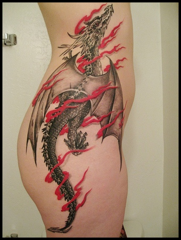 Dragon Tattoo Designs 43