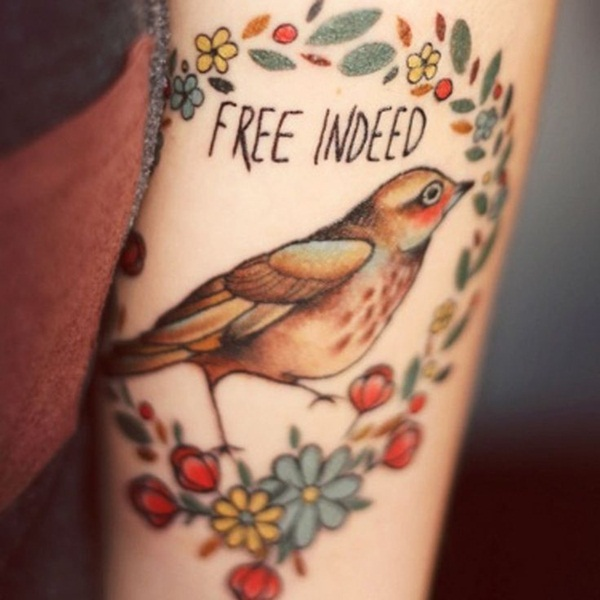 Desenhos de tatuagem de meia manga 18