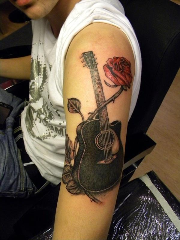 Half Sleeve Tattoo Designs 2