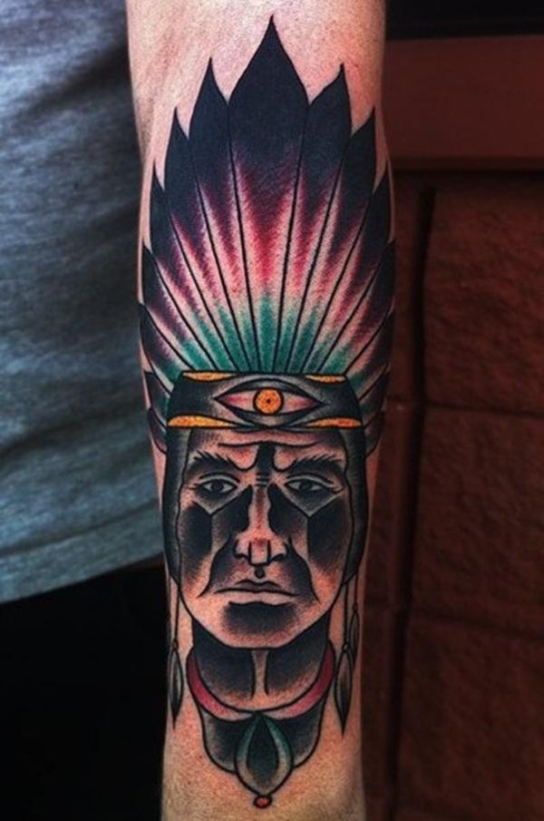 Desenhos de tatuagem de meia manga 28