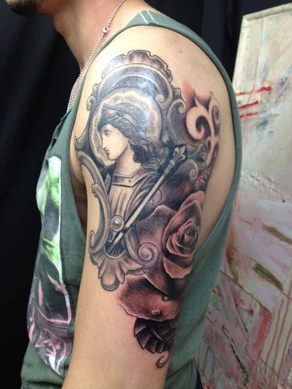 55+ Most Amazing Half Sleeve Tattoo Designs - Tattoos Era