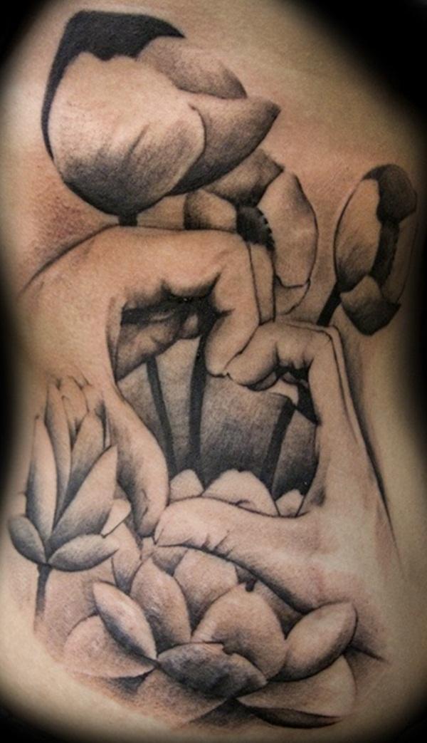 Desenhos de tatuagem de meia manga 32