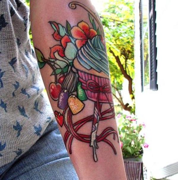 Desenhos de tatuagem de meia manga 5