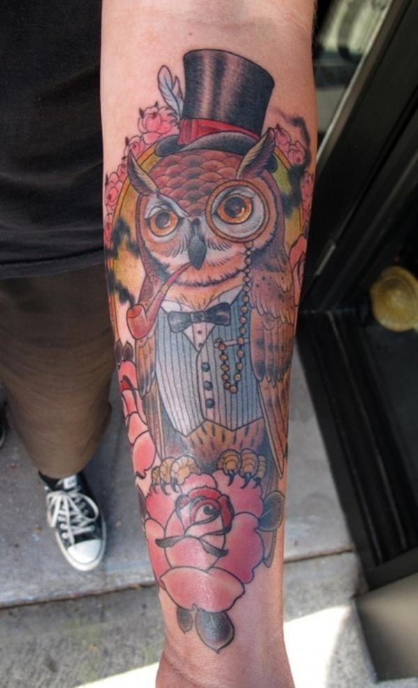 Desenhos de tatuagem de meia manga