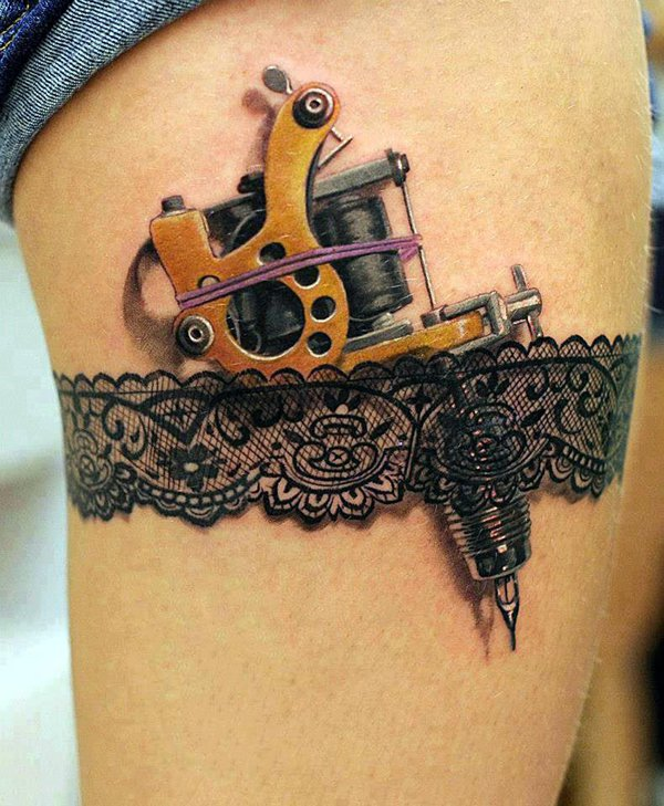 Innovative tattoos for girl 1