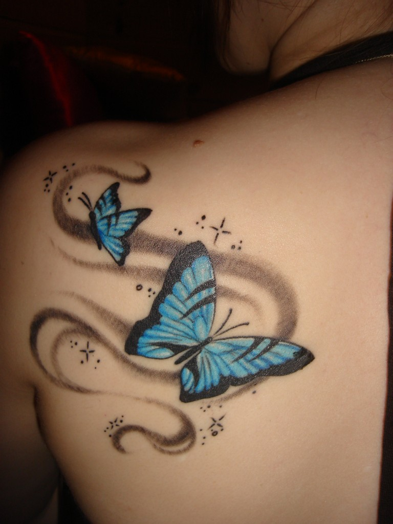Innovative tattoos for girl 42