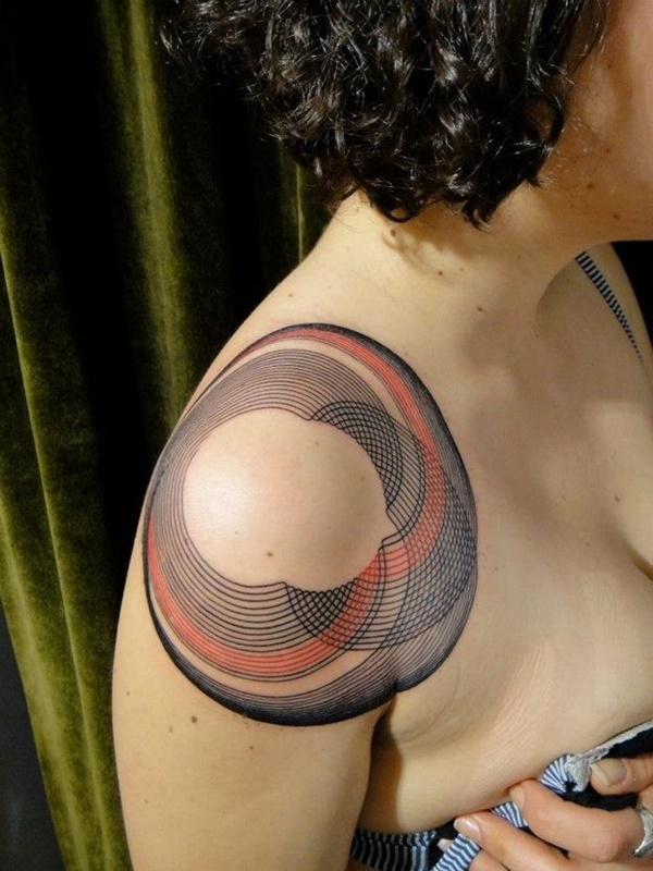 Insanely Gorgeous Circle Tattoo Designs 13