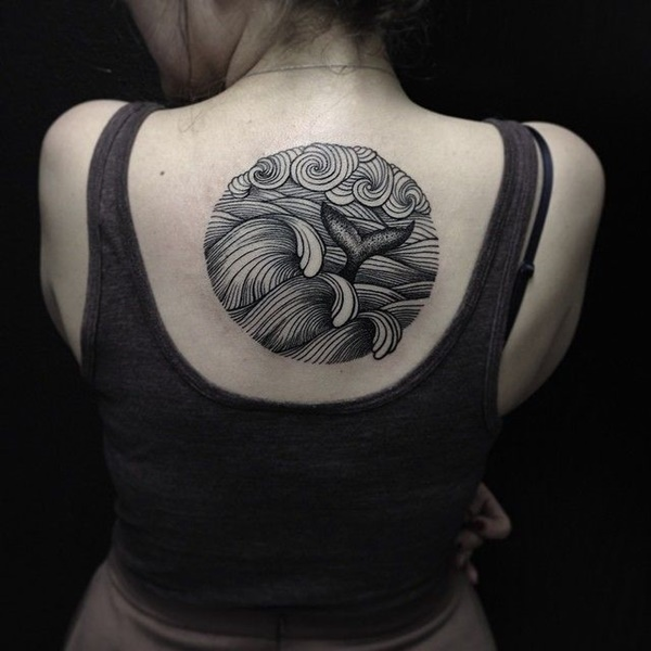 Insanely Gorgeous Circle Tattoo Designs 14