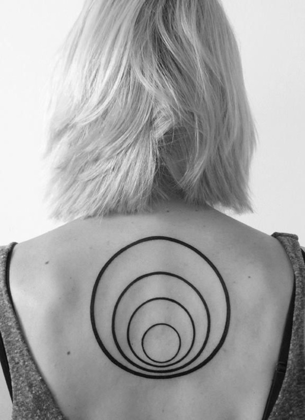 Insanely Gorgeous Circle Tattoo Designs 26