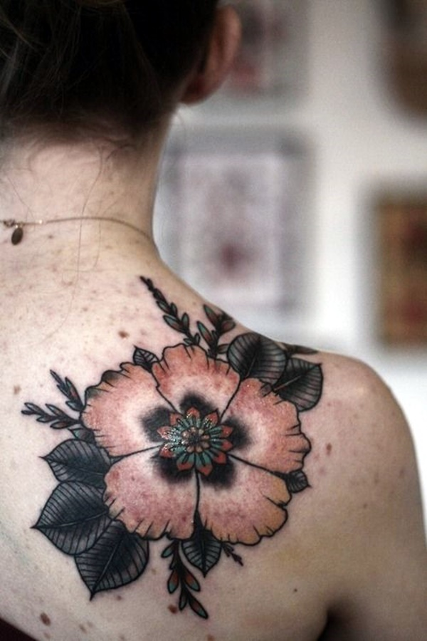 Just Perfect Shoulder Tattoos 15