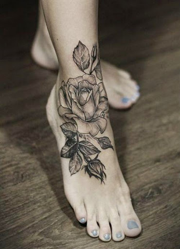 Lovely Flower Tattoo Ideas 100
